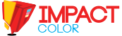 Impact Color Print footer logo